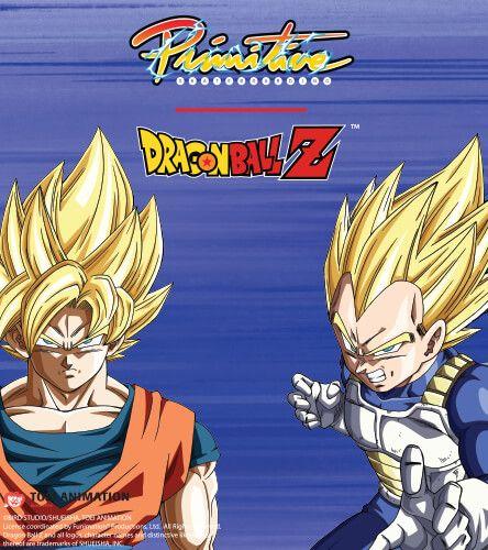 Primitive x Dragon Ball Z DBZ NAJERA SS TRUNKS DECK SUPER SAIYAN TRUNKS