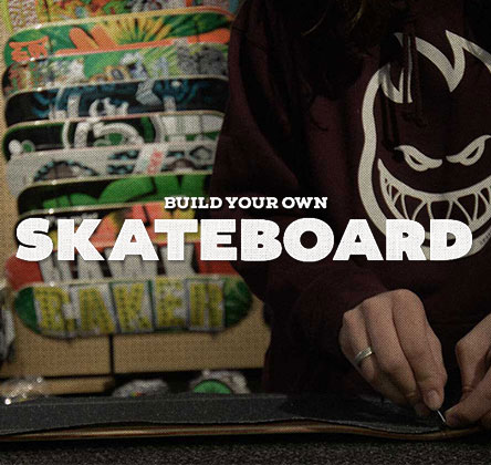 Build your Own Skateboard