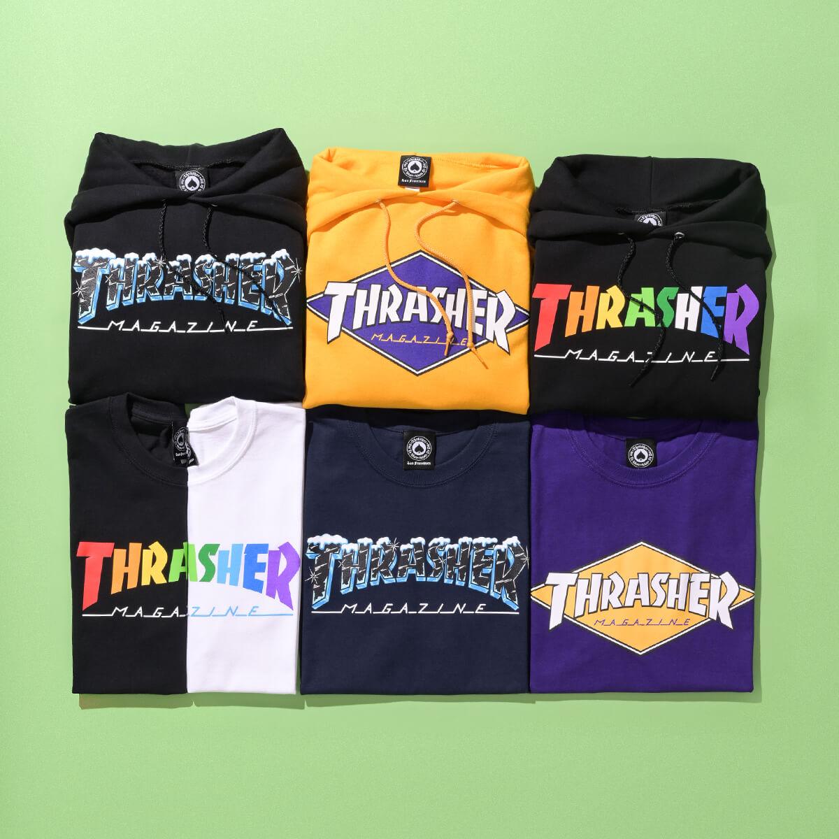 SHOP NEW THRASHER