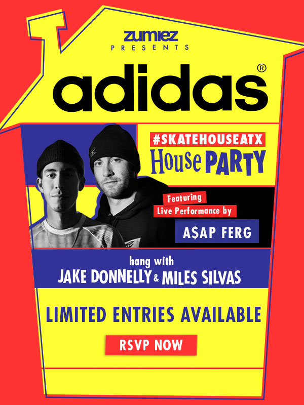 Zumiez Presents - adidas House Party