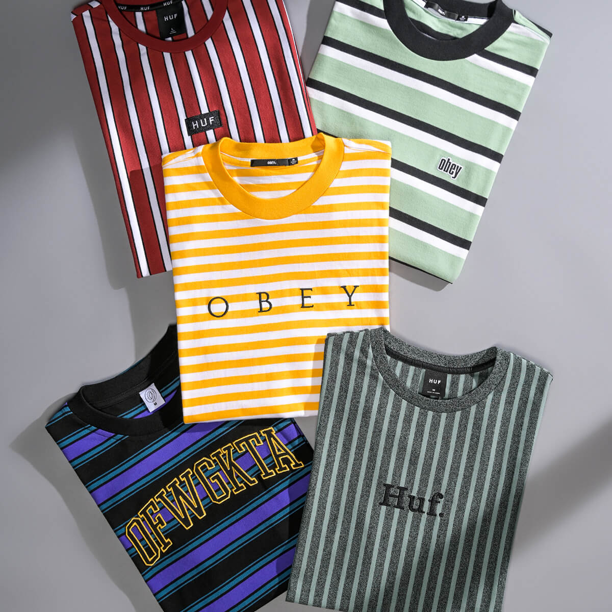 TOP SELLING STRIPED STYLES