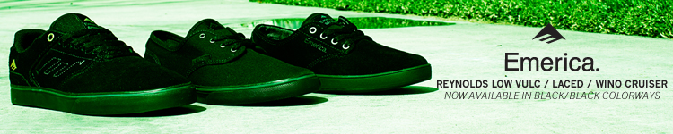Emerica - Black Pearl