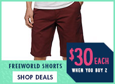 $30 mens shorts deals