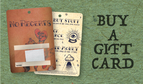 Buy a Zumiez Gift card good toward any purchase at Zumiez. Gift cards always fit, and lets people get exactly what they want.