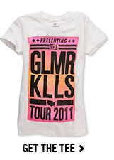 Glamour Kills Tour Tee