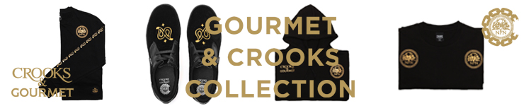 Crooks and Castles Men's Hoodies