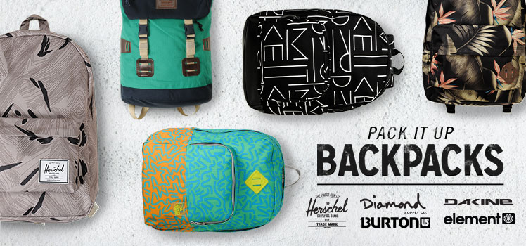 Mens Backpacks
