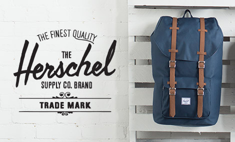 Herschel Supply backpacks