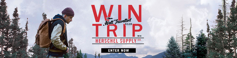Herschel Supply contest