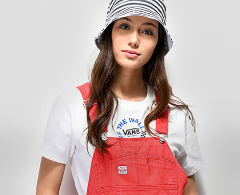 Women's apparel, accessories and shoes from top brands including obey