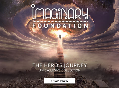 Imaginary Foundation - The Hero's Journey - Exclusive Collection