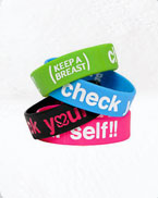 Keep A Breast Bracelets