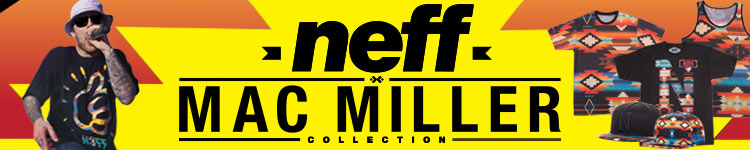 Mac Miller and Neff Collaboration