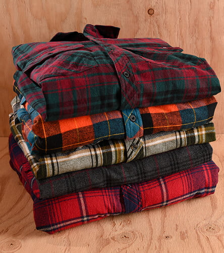 Shop Men's flannels from top brands like Volcom, Vans, Brixton, and more.