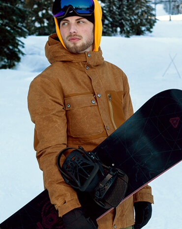 Men's Snow Outerwear
