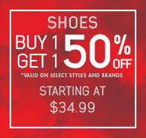 Mens Shoes as low as $35