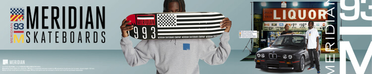 Meridian Skateboards