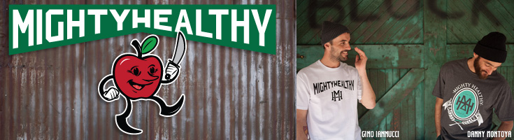 Mighty Healthy Clothing