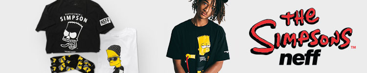 Neff x Simpsons Collection