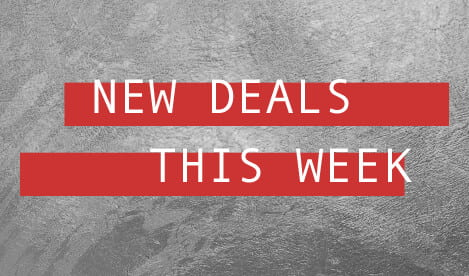 Shop our newest deals with this week's markdowns.