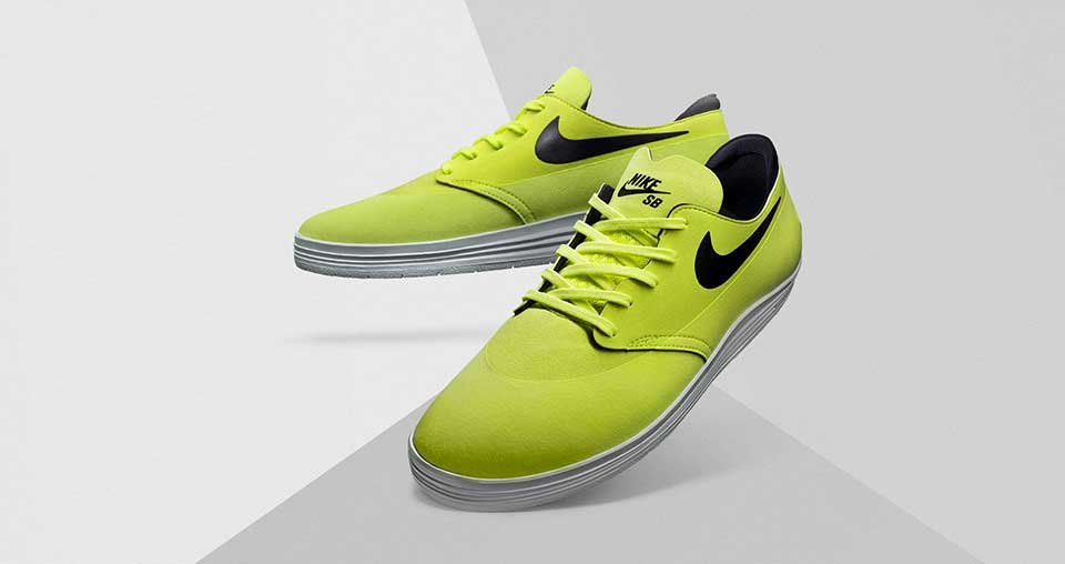 Nike Lunar One Shot - Volt/Black