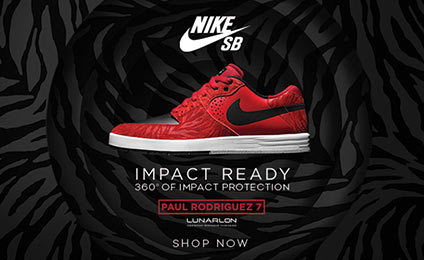 Paul Rodriguez Footwear