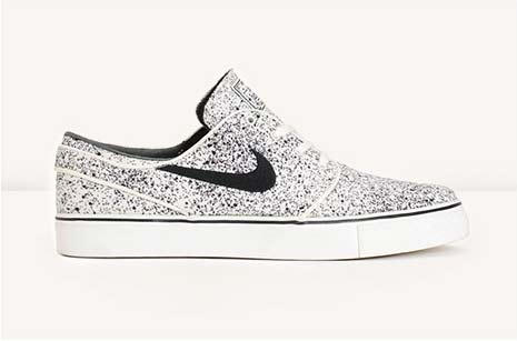 Zoom Stefan Janoski White Speckle