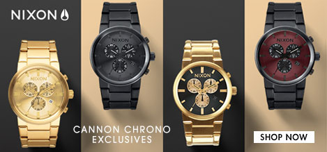Nixon Cannon Chrono