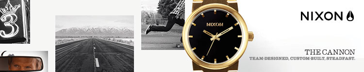 Nixon Cannon Watches
