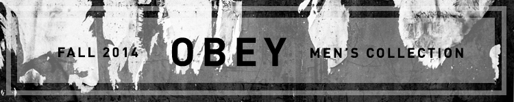 Obey Men's Fall Collection