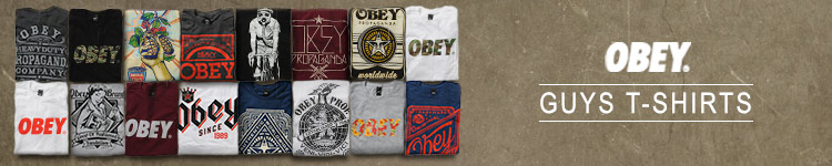 Obey Men's T-Shirts