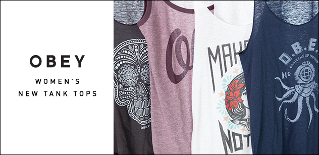 Obey Exclusives Women