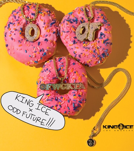 Odd Future x King Ice