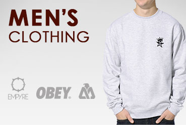 Mens Clothing - Outlet