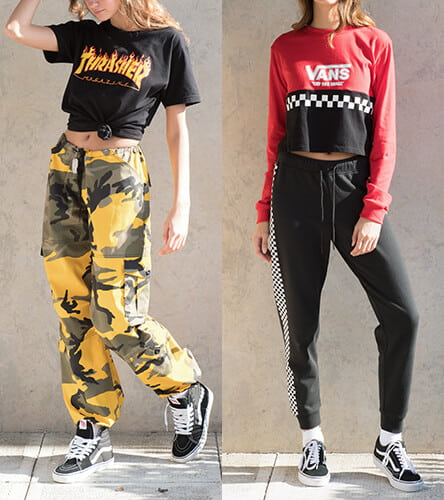 Shop pants at Zumiez for a large selection of women's pants. Featuring pants from Rothco and Vans you can find a pair of pants that will fit your style.