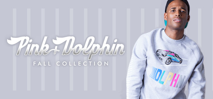 Pink Dolphin Fall Collection