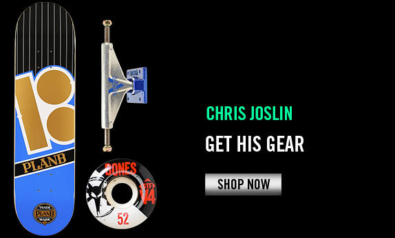Chris Joslin's Gear