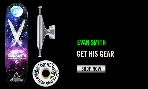 Evan Smith's Gear