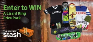 Lizard King Stash Contest