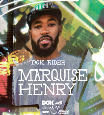 Pro Rider Marquise Henry