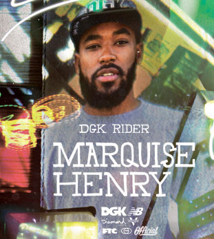 Vans Rider Marquise Henry