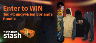 Ted Borland Stash Contest