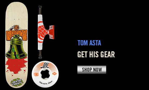 Tom Asta's Gear