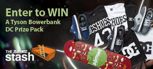 Tyson Bowerbank Stash Contest