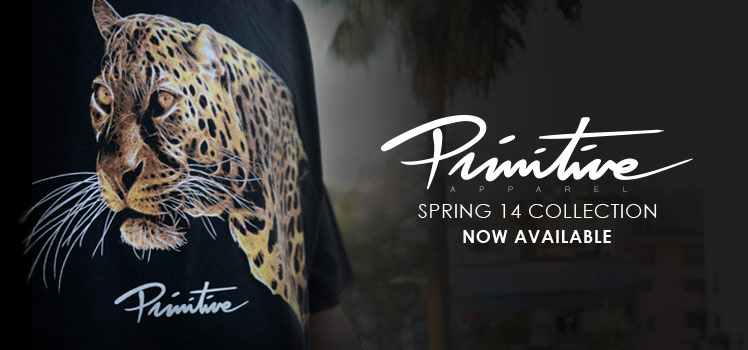 Primitive Spring Collection 2014