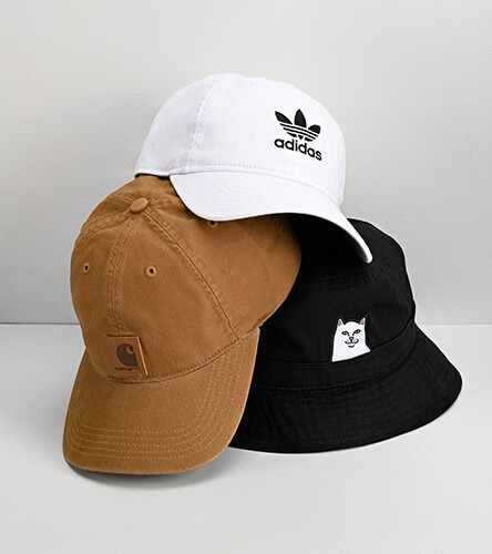 detailed images 50% price wholesale outlet Hats - The Largest Selection of Streetwear Hats | Zumiez