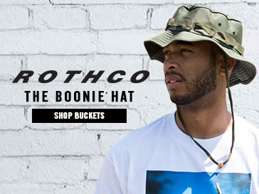 Rothco bucket hats