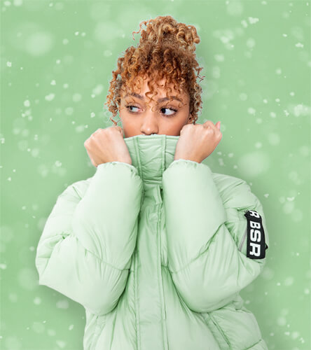 Shop jackets and windbreakers for women, including new insulated puffer jackets from brands like By Samii Ryan.
