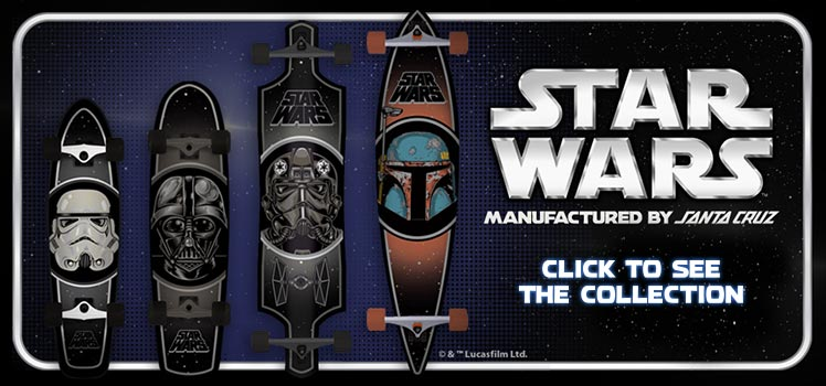 Santa Cruz Star Wars Collection
