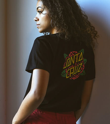 Shop Tees at Zumiez for a large selection of women's t-shirts. Featuring Santa Cruz tee shirts you are sure to find a top that fits you.
